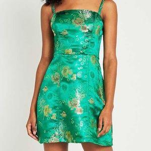 Urban Outfitters Jaquard Mini Dress NWOT